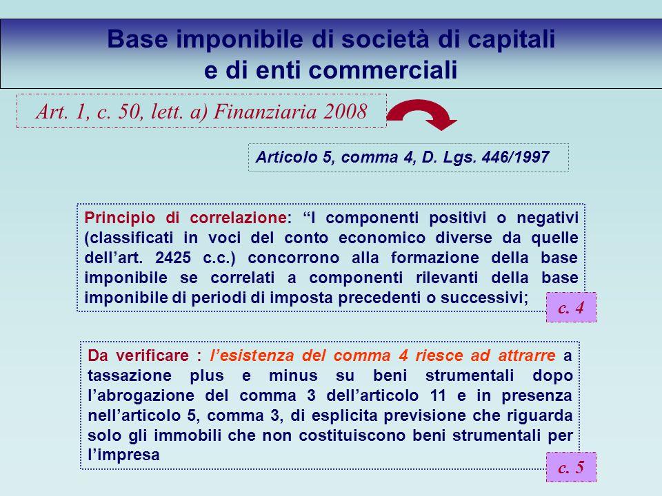Articolo 5, comma 4, D. Lgs.
