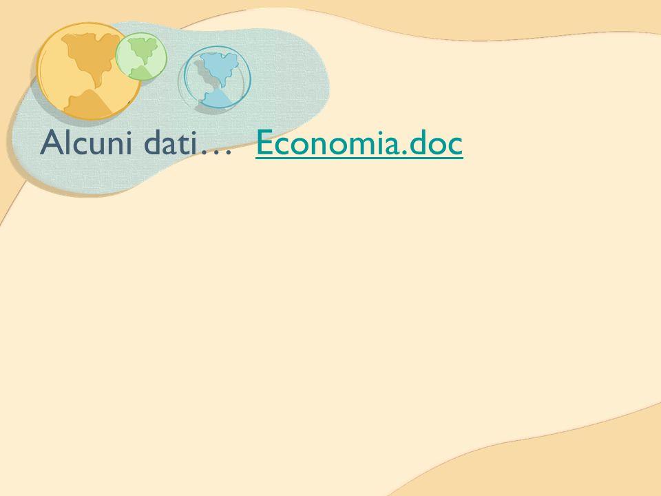 Alcuni dati… Economia.docEconomia.doc