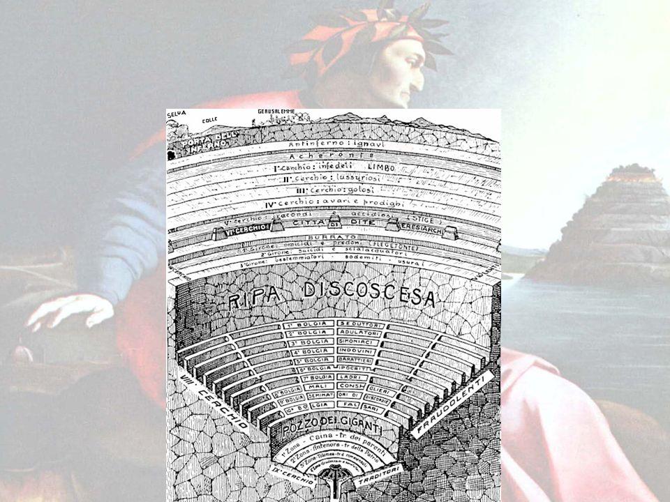 Purgatorio IX Là ne venimmo; e lo scaglion primaio bianco marmo era sì pulito e terso, 96 ch io mi specchiai in esso qual io paio.