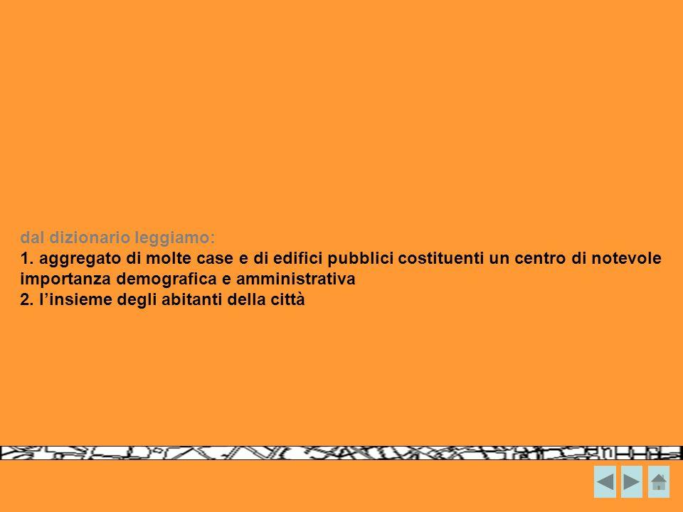 Dalle parole degli architetti Alessandro Cappabianca e Michele Mancini leggiamo: … la città (…) è linvisibile agli occhi, … chi la percorre non ne percepisce che pezzi, percorsi, eventuali emergenze, segnali forti… ogni pedone, di fronte alla città, è un cieco che si lascia condurre dai flussi delle sue abitudini…