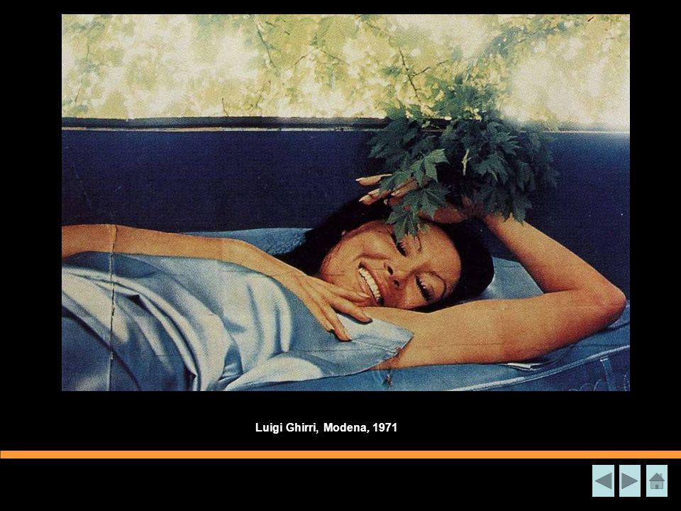 Luigi Ghirri, Modena (dalla serie Il paese dei balocchi), 1978