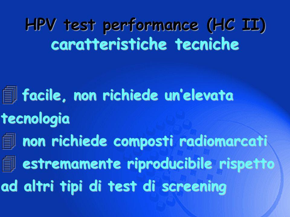 facile, non richiede unelevata tecnologia facile, non richiede unelevata tecnologia 4 non richiede composti radiomarcati 4 estremamente riproducibile