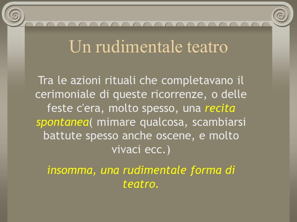 bibliografia Liberamente tratto da: M.Bettini (cur.), Nemora.