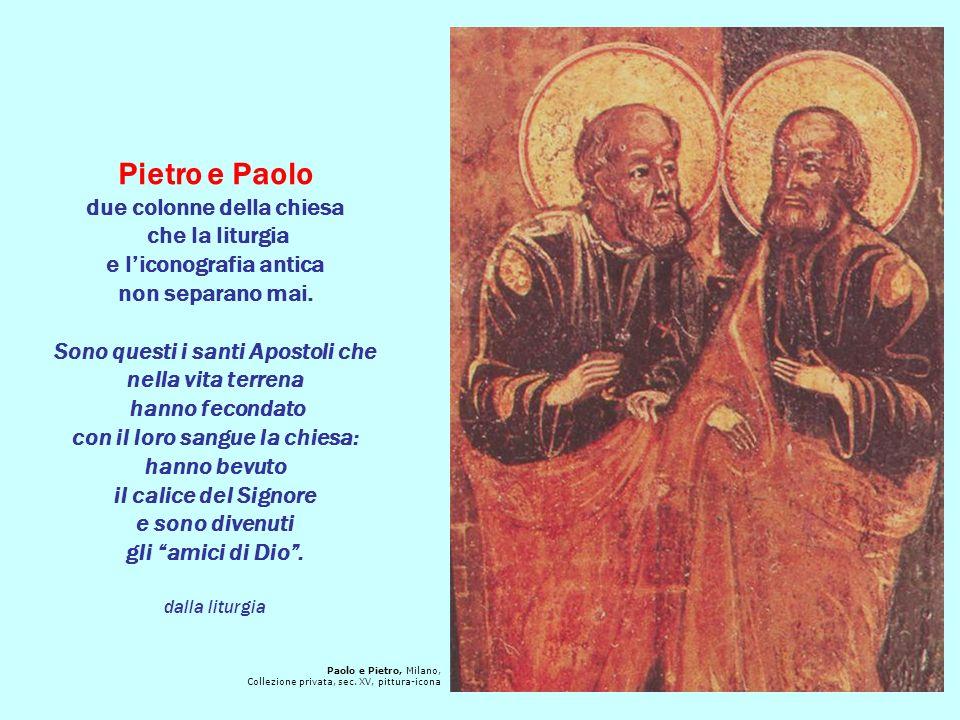 La confessione della fede è la caratteristica distintiva di Simone, che deve ad essa il soprannome di Pietro e lincarico a guidare e confermare i fratelli, costruendo la chiesa.