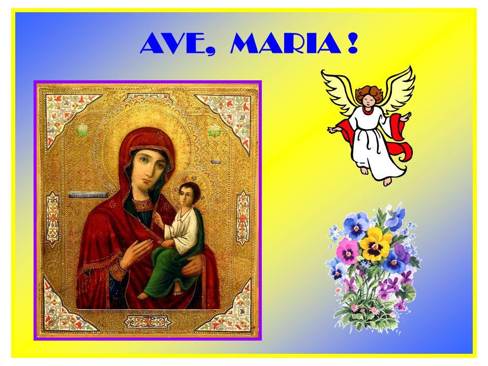 .. Cuore Immacolato di Maria, Madre così tenera, e buona, benedici tuo figlio.