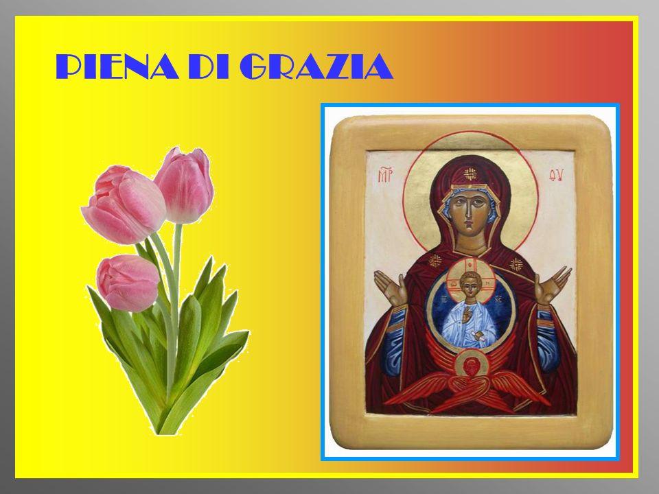 È il mese di Maria. È il mese più bello. Alla Vergine amata cantiamo un canto nuovo.