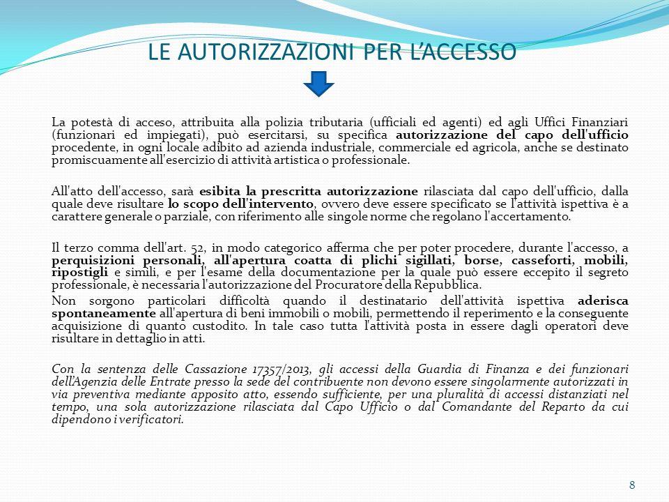 FAC SIMILE RICHIESTA AUTORIZZAZIONE ALL ACCESSO INTESTAZIONE COMANDO Nota n.........../....