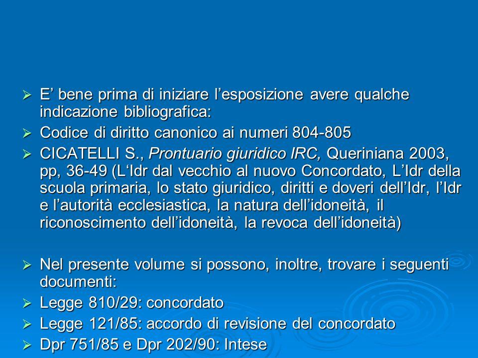 Delibera CEI n.41 approvata dalla XXXII Assemblea Generale a Roma il 14-18 maggio 1990.