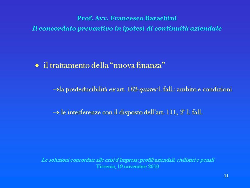 11 Prof. Avv.