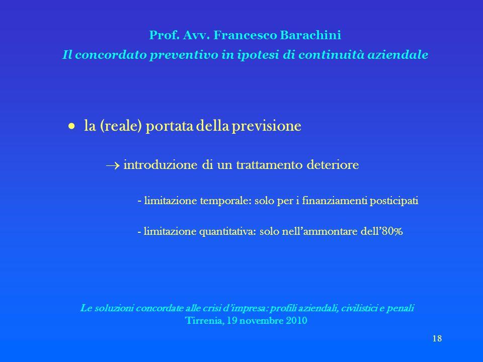 18 Prof. Avv.