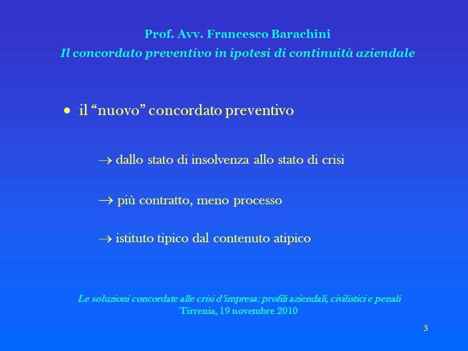 14 Prof.Avv.