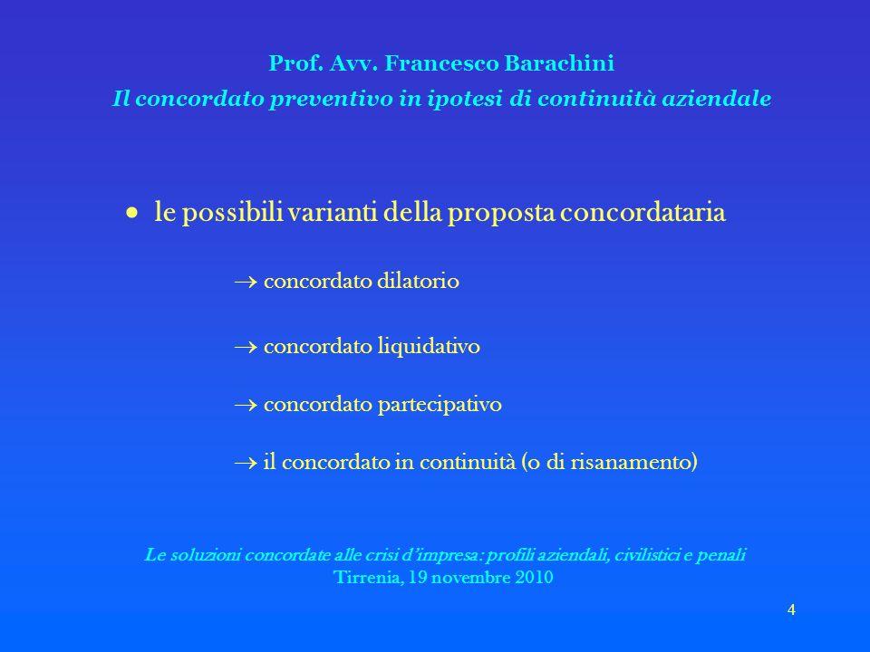 15 Prof.Avv.