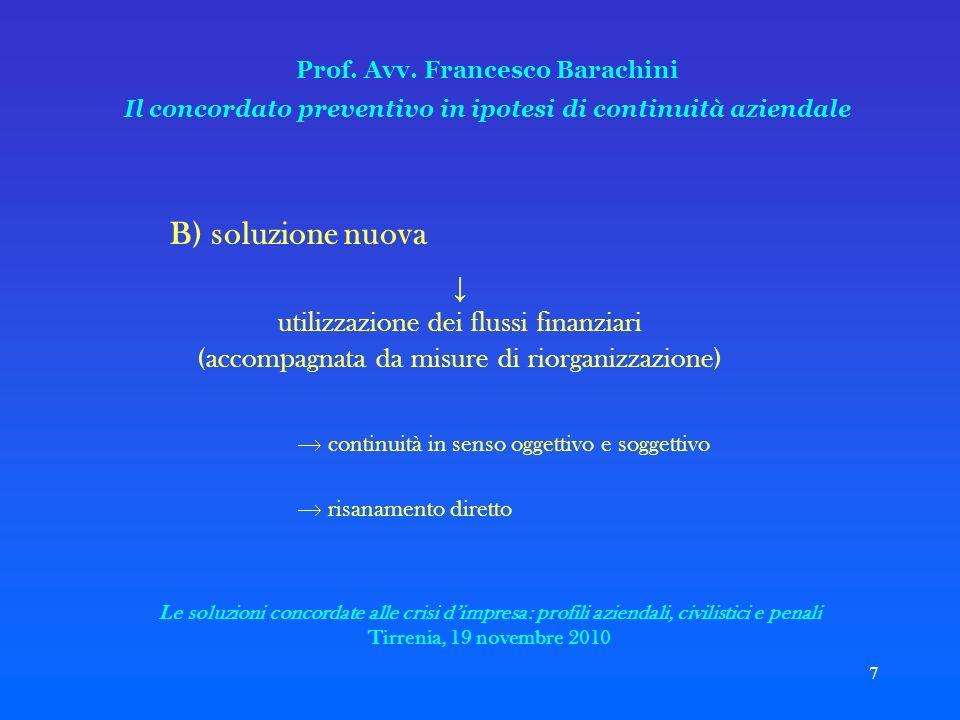 18 Prof.Avv.