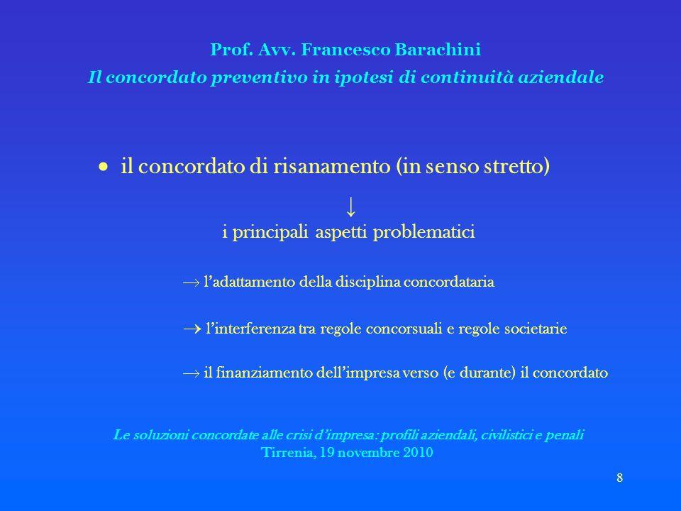 19 Prof.Avv.