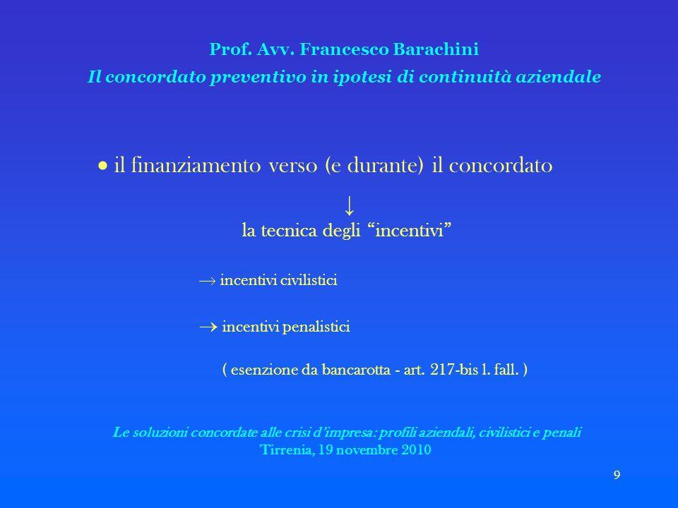 9 Prof. Avv.