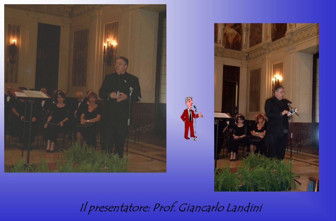 La Corale Giuseppe Verdi di Pavia – Diretta da Enzo Consogno canta Fratelli dItalia