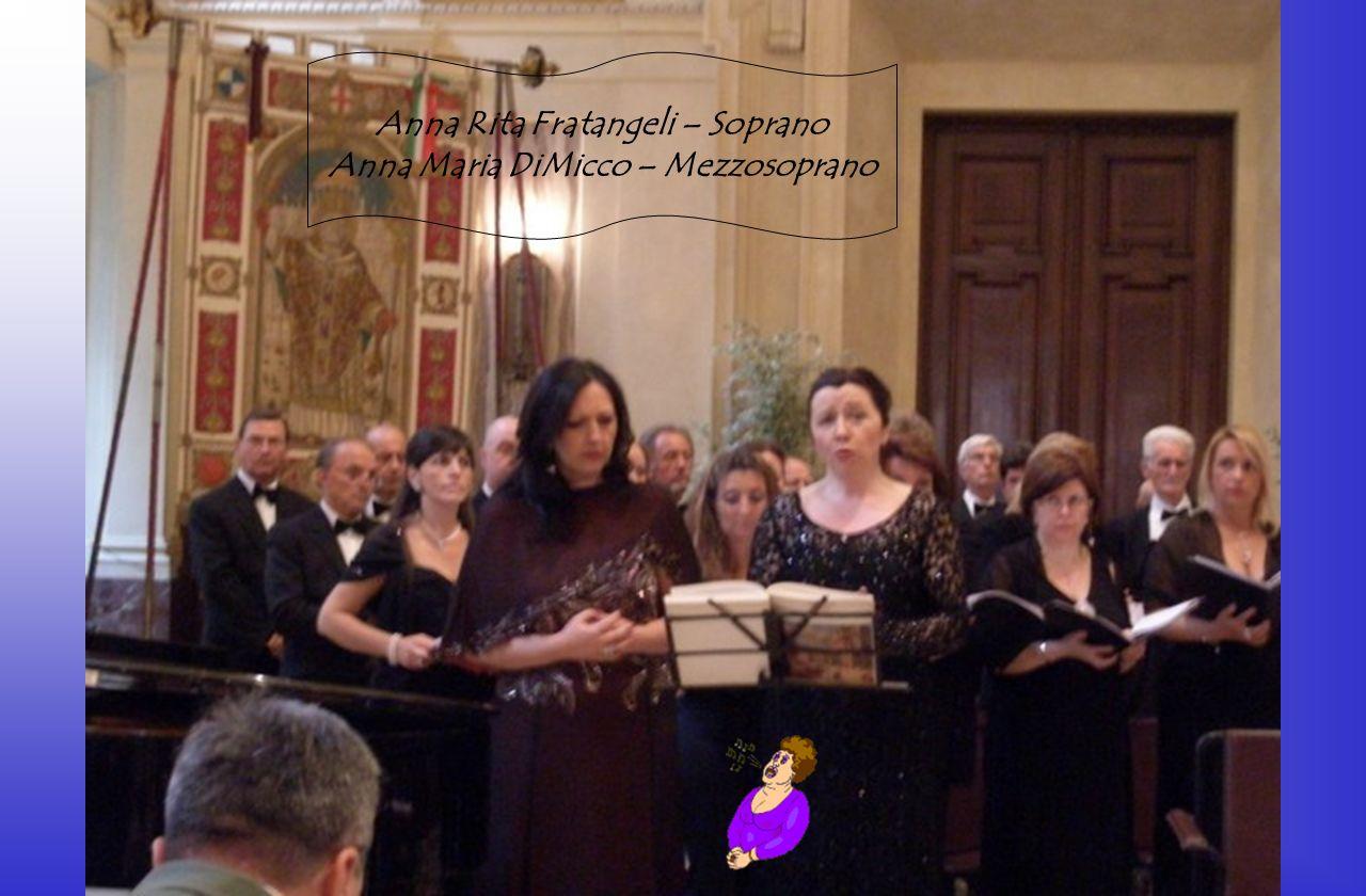 Anna Maria Di Micco Mezzosoprano