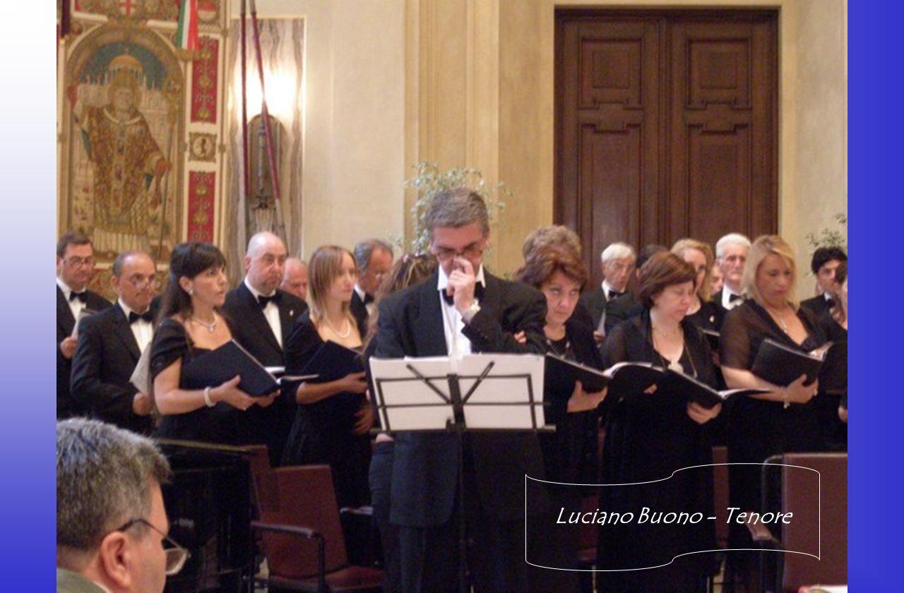 Corrado Alessandro Cappitta - Baritono