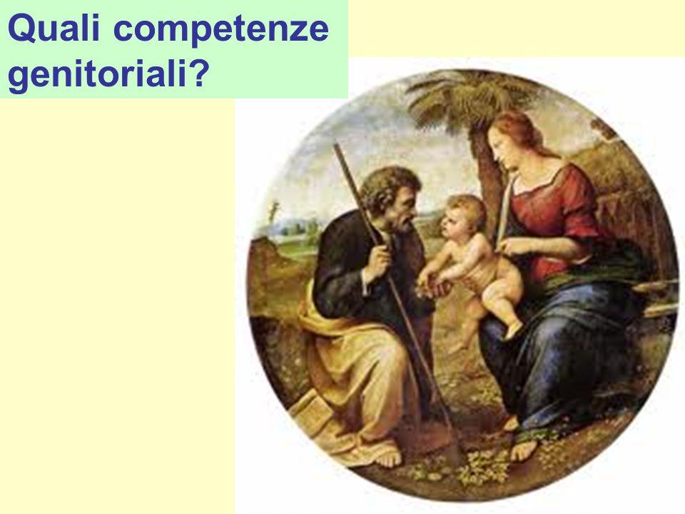 Quali competenze genitoriali?