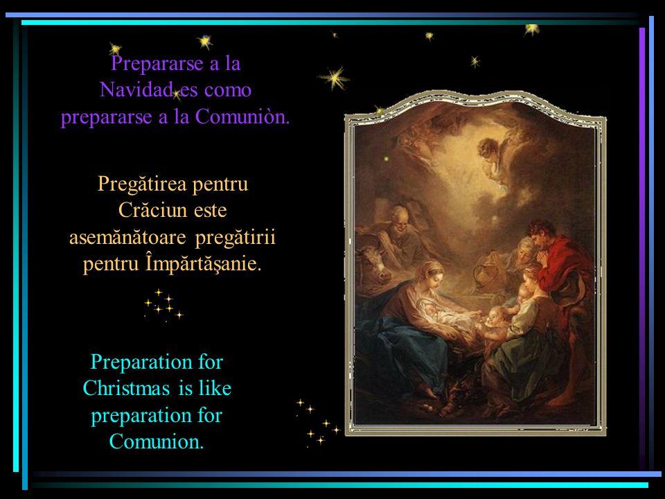 Prepararsi al Natale è come prepararsi alla Comunione. Don Alberione