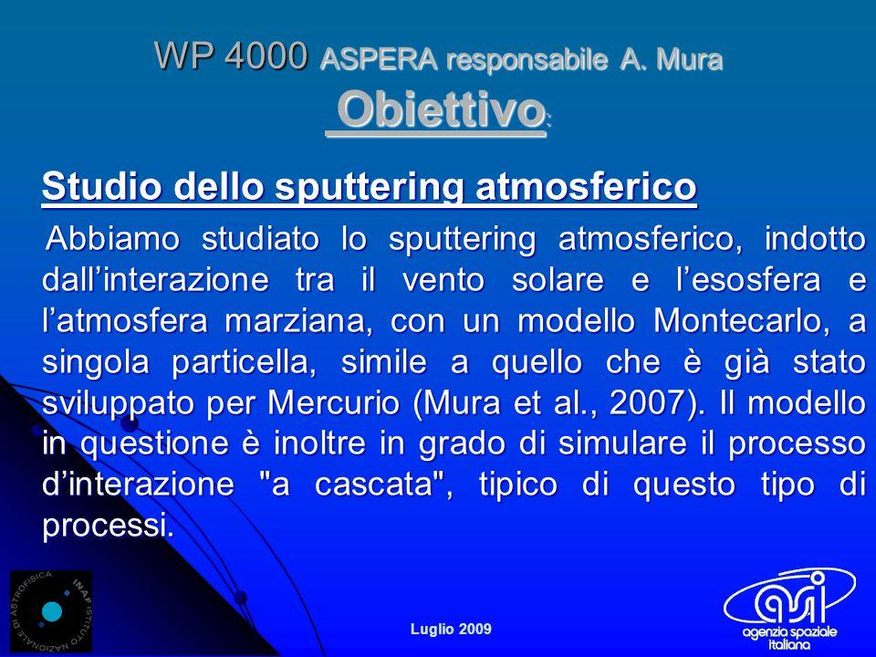 WP 4000 ASPERA responsabile A.