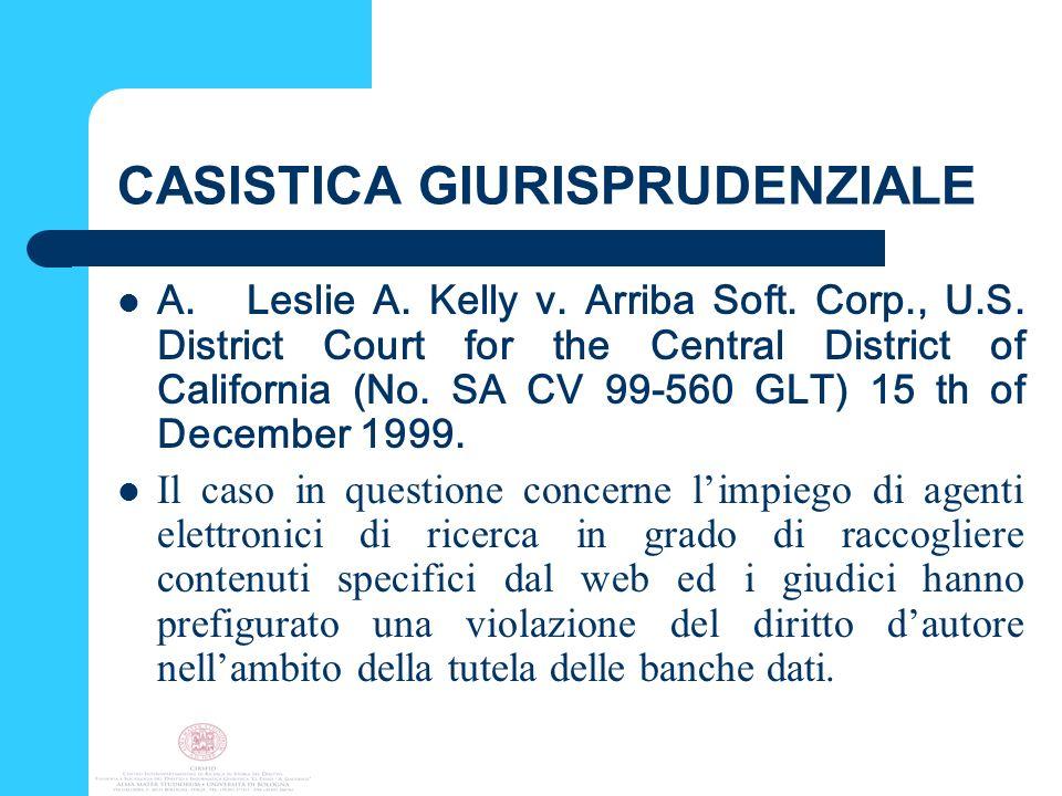 CASISTICA GIURISPRUDENZIALE B.Shetland Times Ltd.