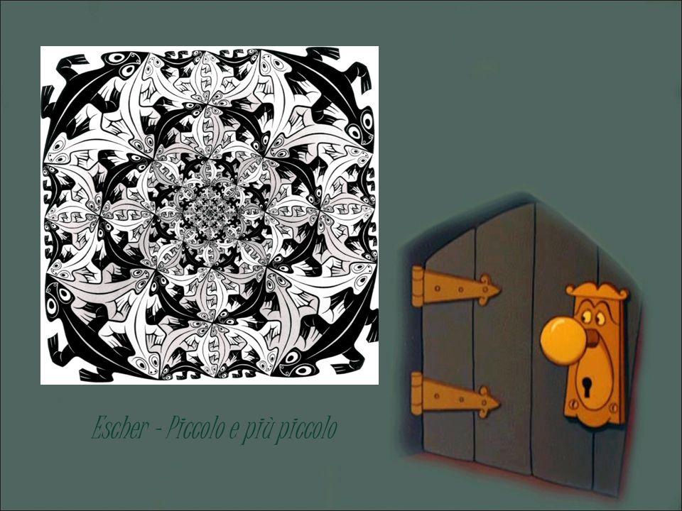 Escher – Piccolo e più piccolo