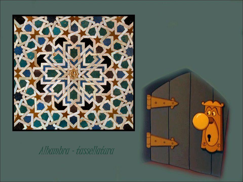 Alhambra - tassellatura