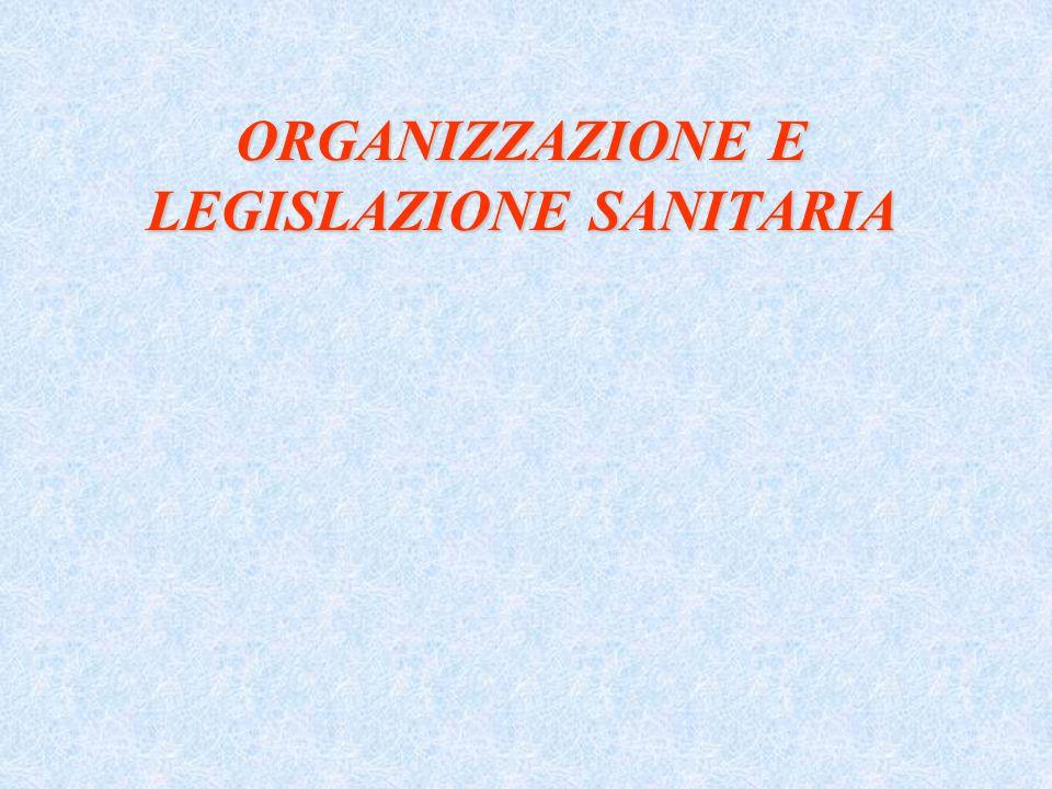 La riforma sanitaria avviata in Italia mira a migliorare lo stato di salute di tutta la popolazione, garantire lequità di accesso ai servizi e gestire razionalmente i fondi destinati.