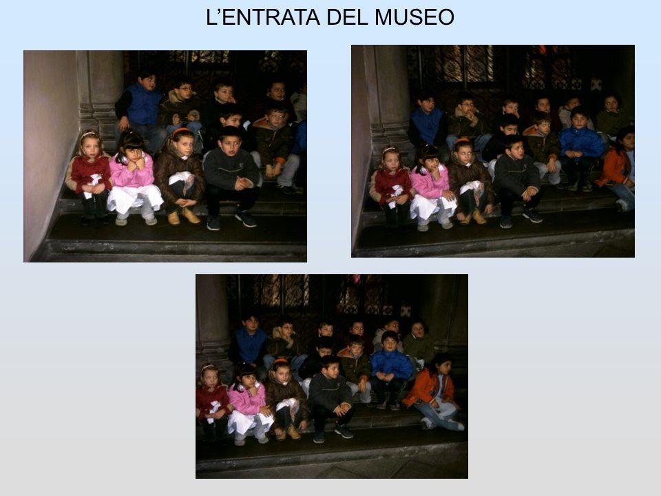 LENTRATA DEL MUSEO