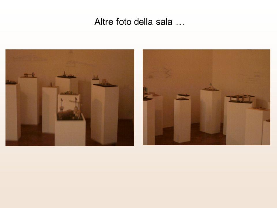 Altre foto della sala …