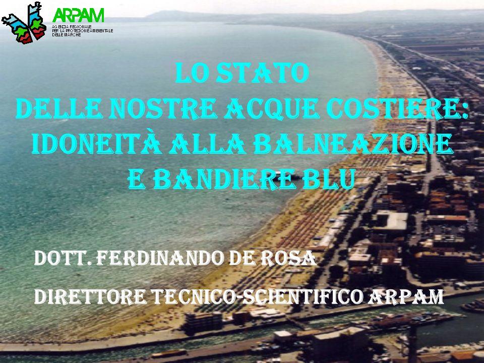 Gli strumenti dellARPAM per il monitoraggio marino MOTO NAVE SIBILLA GOMMONE RAFFAELLO