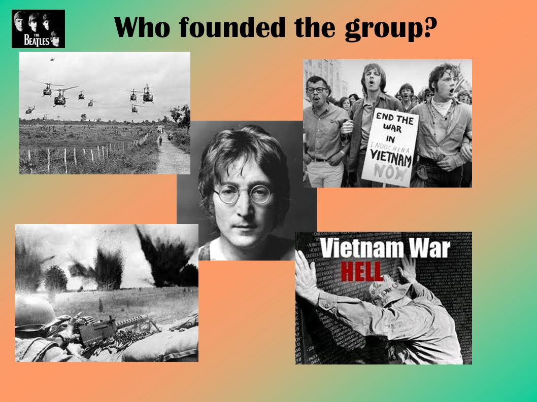 Who founded the group?