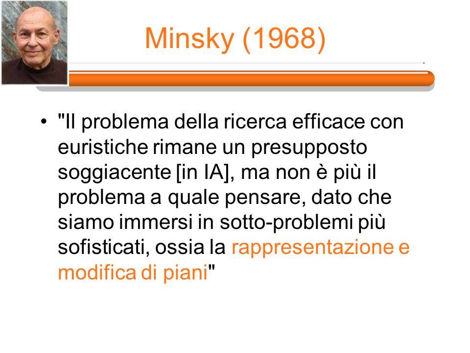 Minsky (1968)