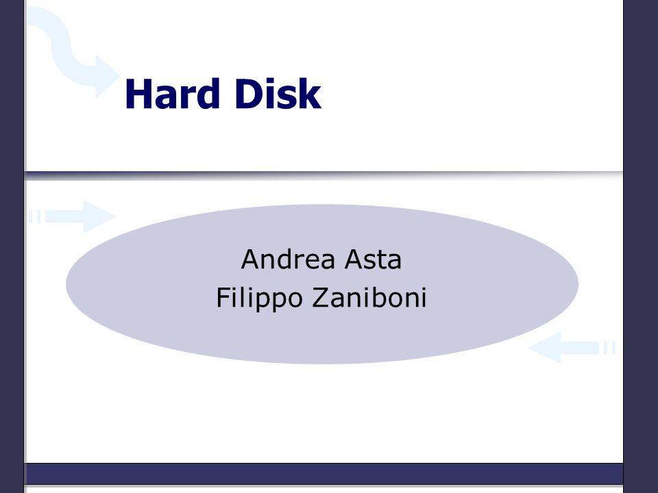 Hard Disk Andrea Asta Filippo Zaniboni