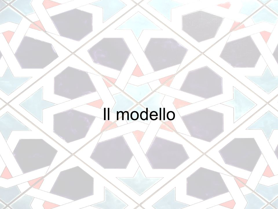Loredana Leoni 28/11/2012 Il modello