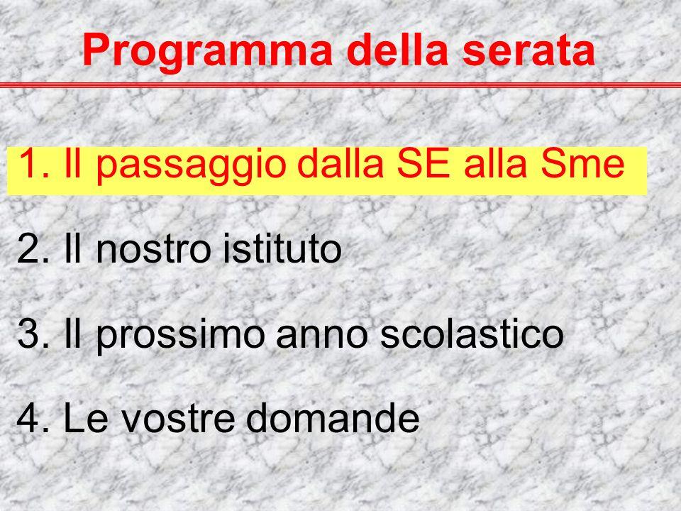 http://magistrale.ti-edu.ch/sm per: - informazioni sulle attività proposte a scuola => progetti, uscite, serate, novità,...