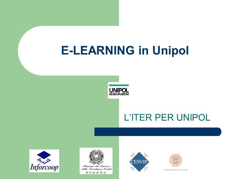 E-LEARNING in Unipol LITER PER UNIPOL