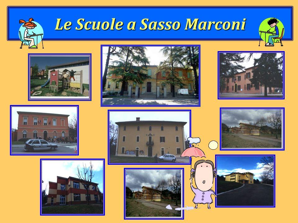 Le Scuole a Sasso Marconi