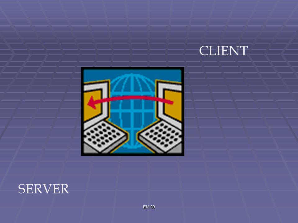 EM 09 SERVER CLIENT