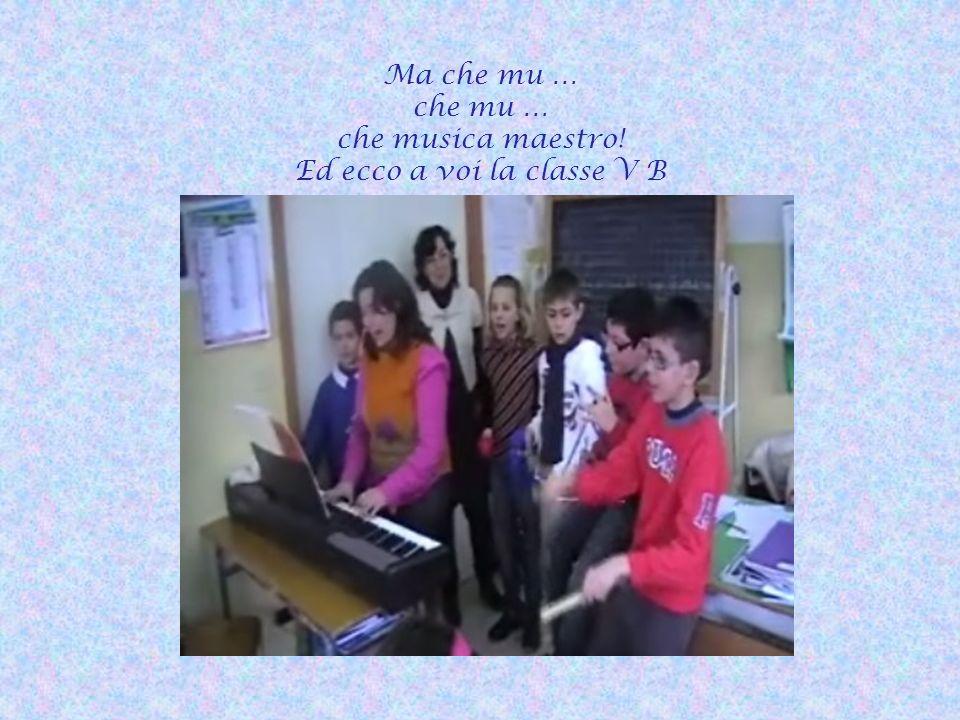 La classe IV C esegue Kukaburra, canto australiano popolare, con lo strumento Orff
