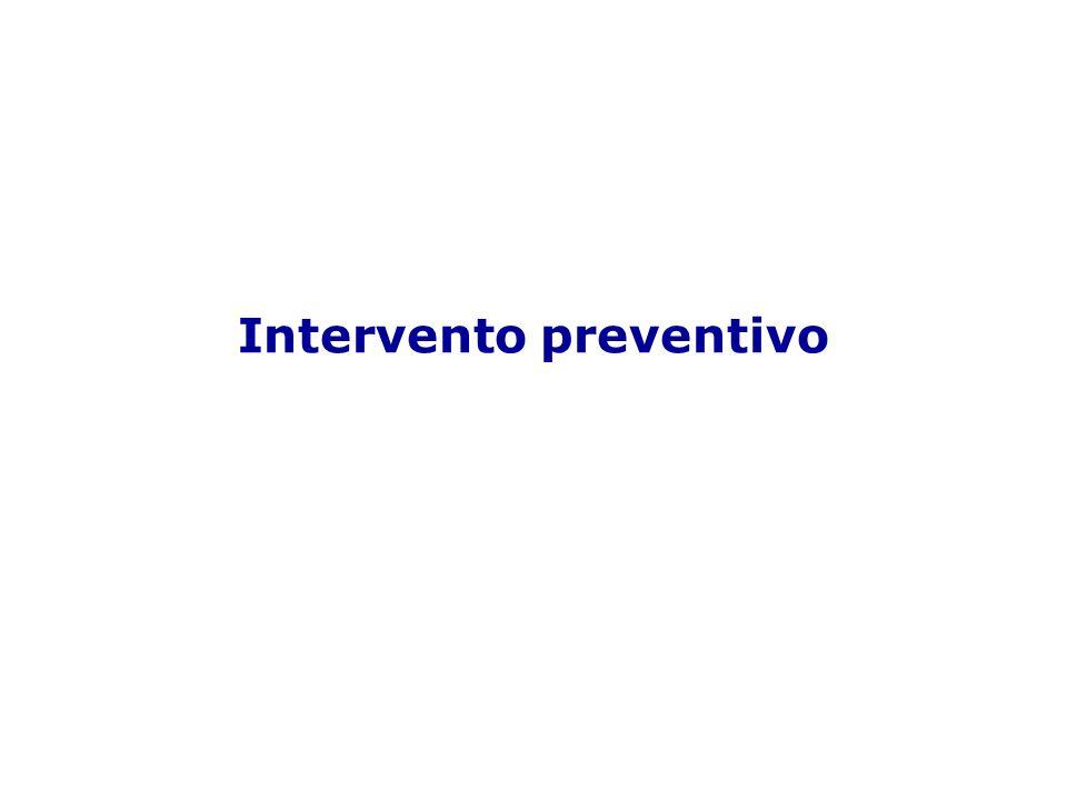 Intervento preventivo