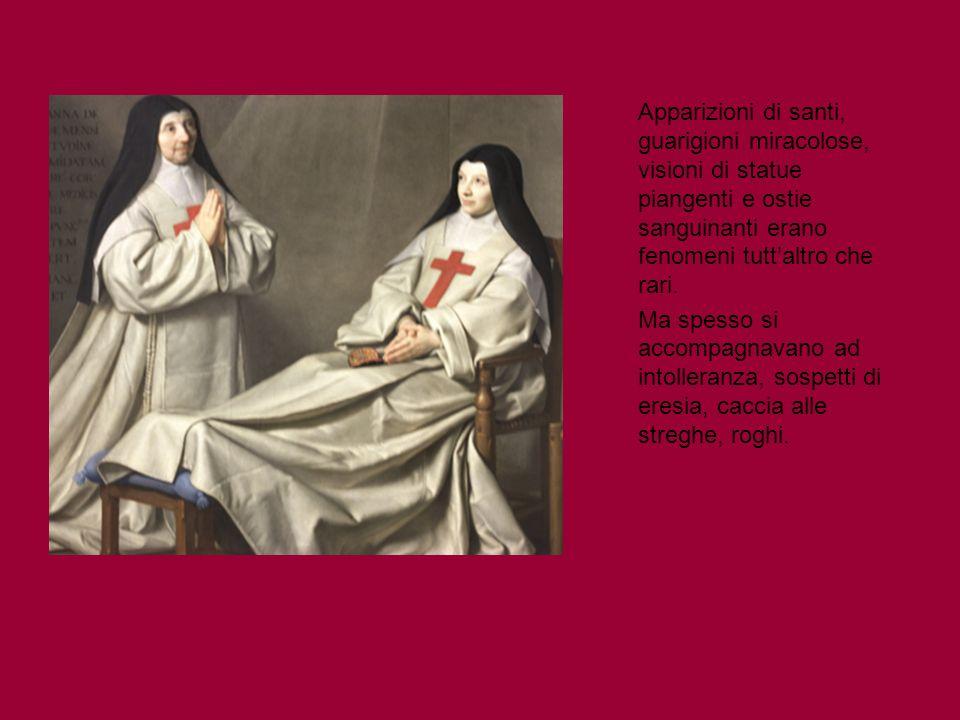 La Chiesa aveva un grande potere sulla società. Influenzava le corti, giudicava gli eretici, si dedicava alle opere caritative, scandiva le giornate c
