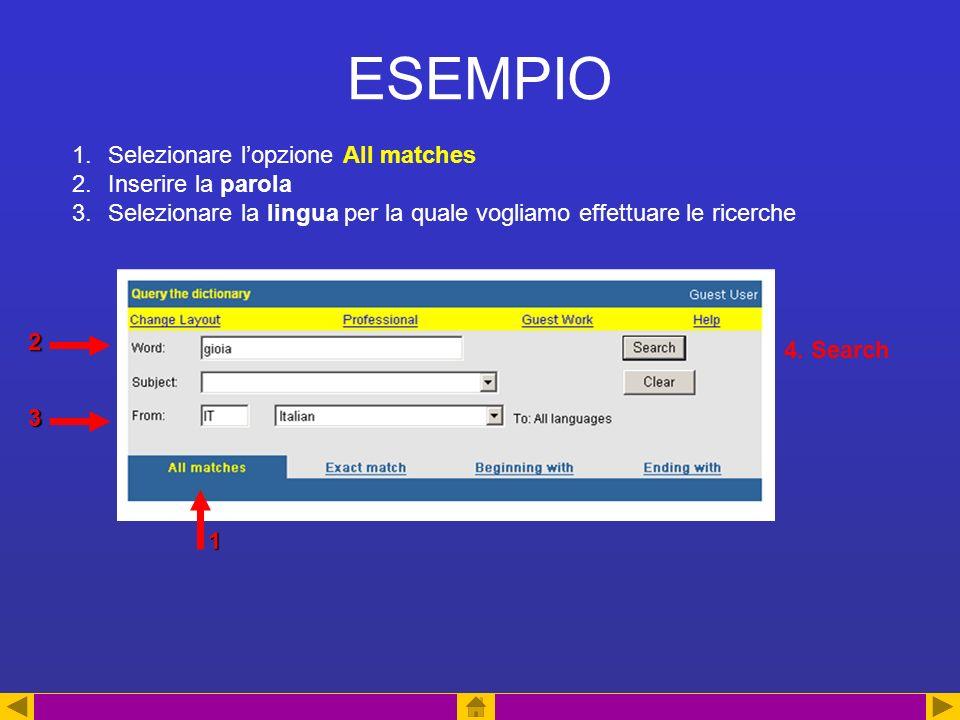 ESEMPIO 4.