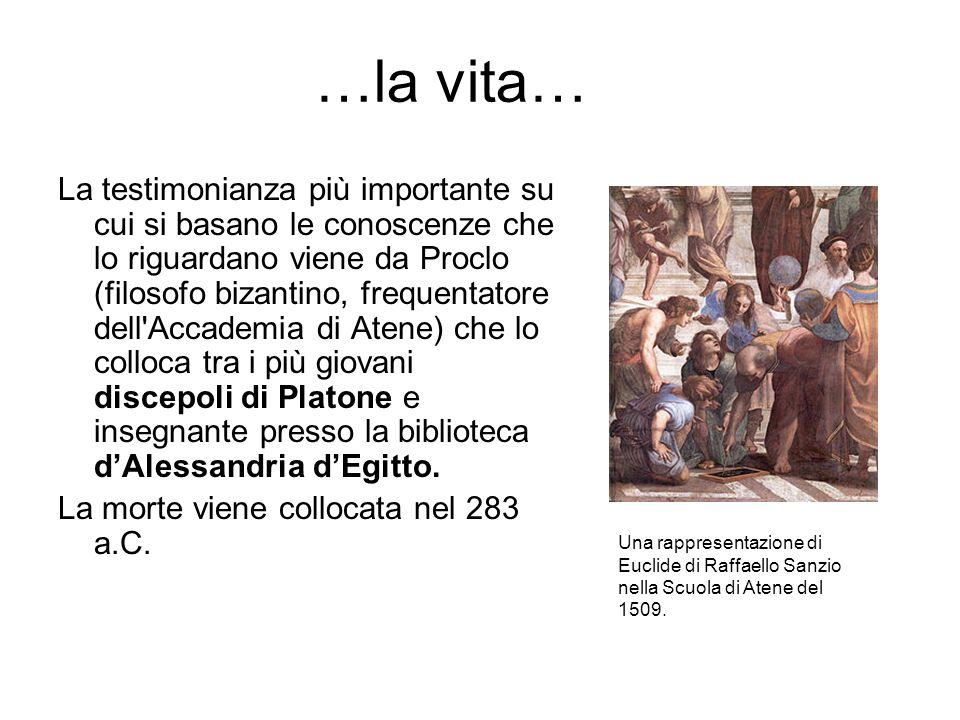 …la vita… La testimonianza più importante su cui si basano le conoscenze che lo riguardano viene da Proclo (filosofo bizantino, frequentatore dell'Acc