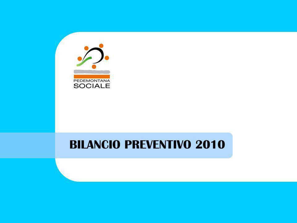 BILANCIO PREVENTIVO 2010