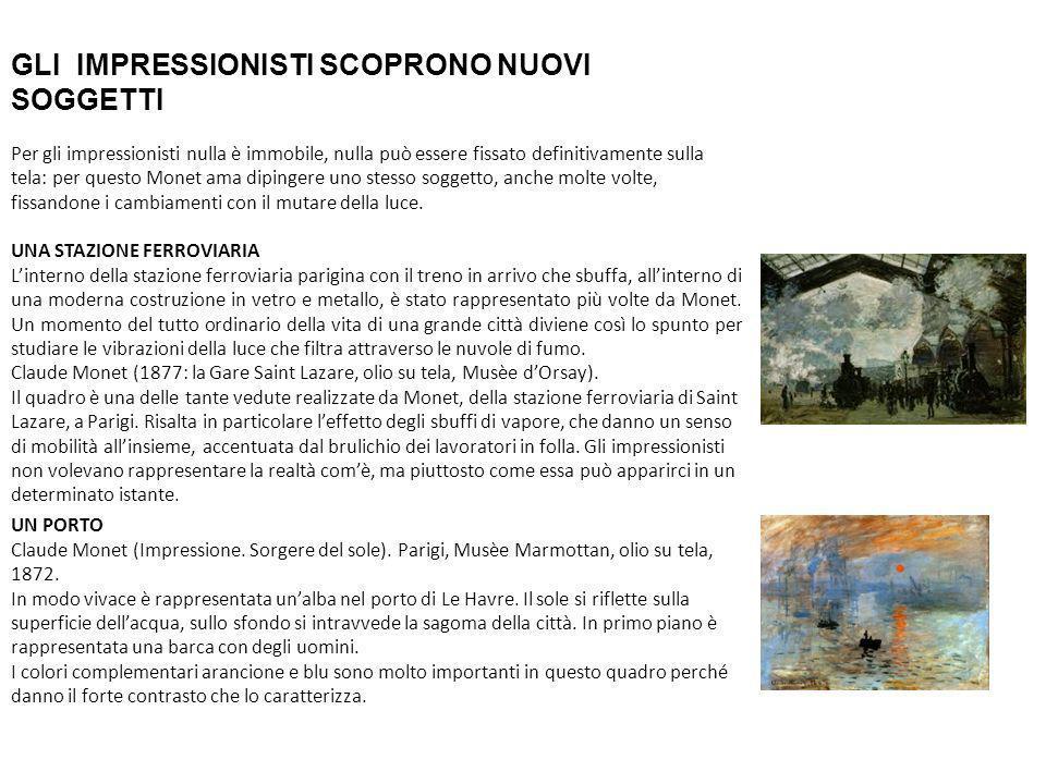 LE NINFEE Claude Monet 1904 (Lo stagno delle ninfee, olio su tela, Musèe dOrsay, Parigi).