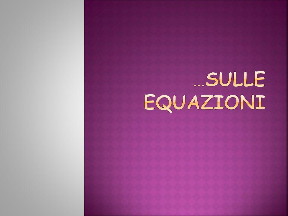 Abbiamo visto come si calcola la soluzione delle equazioni di 1° grado in forma normale; nel caso di equazioni più complesse, occorre applicare opportunamente i principi di equivalenza e le regole che da esse derivano, al fine di ridurle in forma normale e quindi calcolare le loro soluzioni.