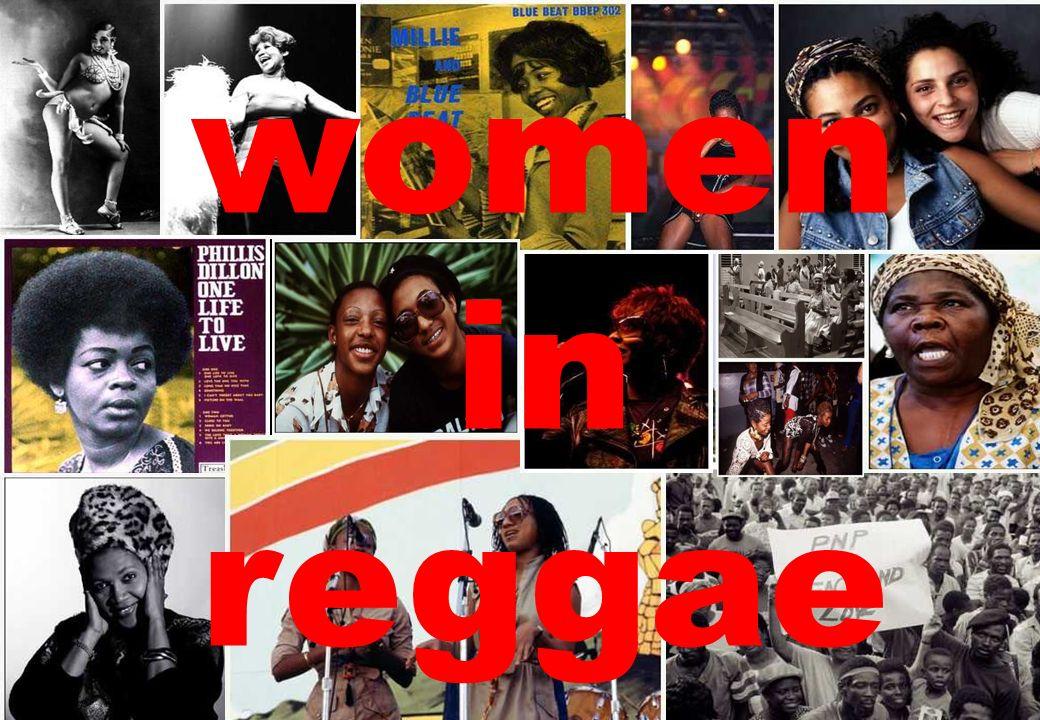 La incontriamo nel backstage e appena iniziamo a parlare delle donne nel reggae, lei afferma con decisione: «It s a male dominated business.