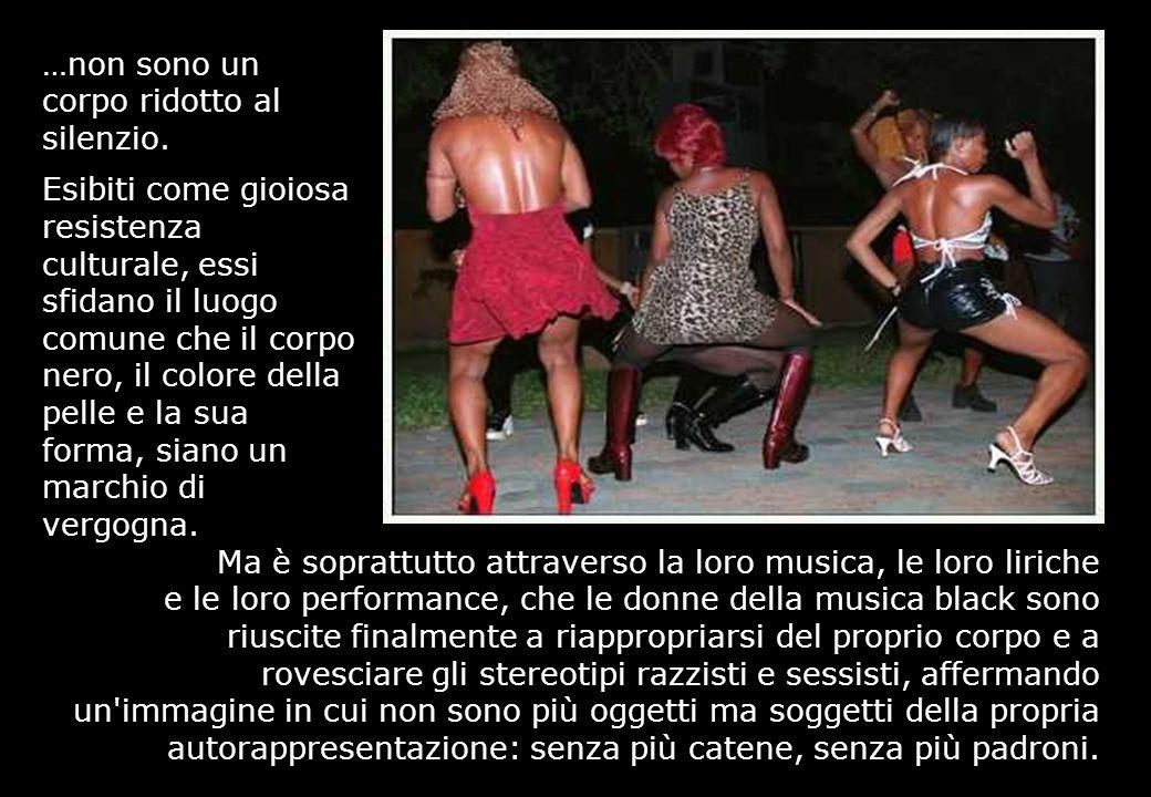 Tanya Stephens Roma, 16 aprile 2004 – Tanya Stephens è a Roma per presentare Gangsta Blues, il suo quinto album.